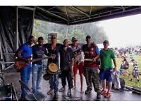 Afro funk band urgently seeks talented Lead Guitarist