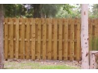 Fencing, Garden Landscaping and Tree Surgery..