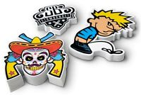 Custom Die Cut Vinyl Stickers...Factory Direct Pricing