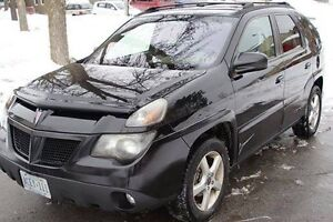 2004 Pontiac Aztek . Mechanics Project.