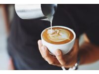 Confident Barista, with food experience, required for vibrant Shoreditch cafe
