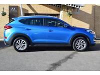 2016 Hyundai Tucson 2.0 CRDi SE Nav 5 door Auto Diesel Estate