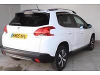 2015 Peugeot 2008 1.2 PureTech 130 Allure 5 door Petrol Estate