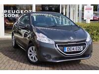 2014 Peugeot 208 1.0 VTi Access 3 door Petrol Hatchback