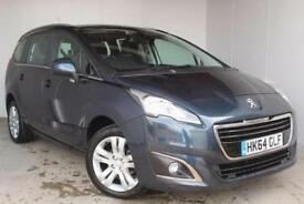2014 Peugeot 5008 1.6 HDi Active 5 door Diesel People Carrier