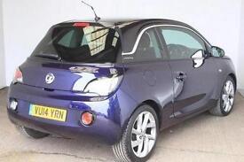 2014 Vauxhall Adam 1.4i [100] ecoFLEX Slam 3 door [Start Stop] Petrol Hatchback