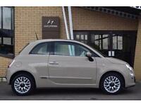 2014 Fiat 500C 1.2 Lounge 2 door [Start Stop] Petrol Convertible