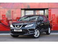 2014 Nissan Qashqai 1.5 dCi Acenta [Smart Vision Pack] 5 door Diesel Hatchback
