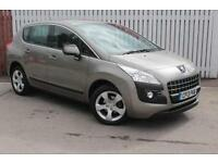 2013 Peugeot 3008 1.6 HDi 115 Active II 5 door Diesel Estate