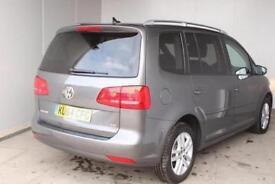 2014 Volkswagen Touran 1.6 TDI 105 BlueMotion Tech SE 5 door Diesel People Carri