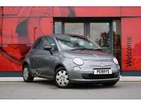 2011 Fiat 500 1.2 Pop 3 door [Start Stop] Petrol Hatchback