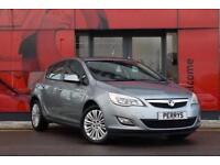 2011 Vauxhall Astra 1.4i 16V Excite 5 door Petrol Hatchback