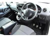 2017 Peugeot Partner 850 S 1.6 BlueHDi 100 Van [non Start Stop] Diesel