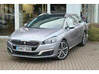 2017 Peugeot 508 SW 2.0 BlueHDi 180 GT 5 door Auto Diesel Estate