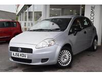 2006 Fiat Grande Punto 1.2 Active 5 door Petrol Hatchback