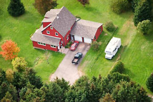 FOR SALE! 3 1/2 Acre Waterfront Home Prince Edward Island!!