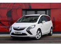 2016 Vauxhall Zafira Tourer 1.4T Exclusiv 5 door Petrol Estate