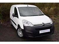 2016 Citroen Berlingo 1.6 BlueHDi 850Kg Enterprise 100ps Diesel Van