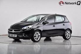 2016 Vauxhall Corsa 1.0T ecoFLEX SRi 5 door Petrol Hatchback