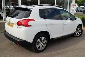 2014 Peugeot 2008 1.2 e-VTi Allure 5 door EGC Petrol Estate