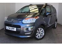 2014 Citroen C3 Picasso 1.6 VTi 16V Exclusive 5 door EGS6 Petrol Estate