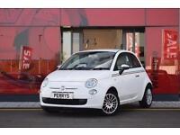 2012 Fiat 500 1.2 Pop 3 door [Start Stop] Petrol Hatchback