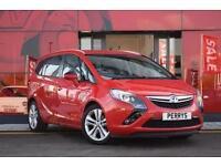 2014 Vauxhall Zafira Tourer 2.0 CDTi SRi 5 door Diesel Estate