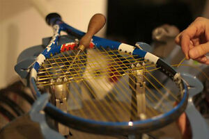 Racquet Stringing Service