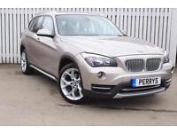 2014 BMW X1 sDrive 18d xLine 5 door Step Auto Diesel Estate