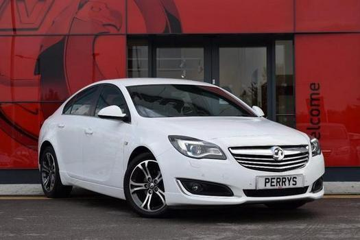 2014 Vauxhall Insignia 2.0 CDTi ecoFLEX Limited Edition 5 door [Start Stop] Dies