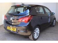 2016 Vauxhall Corsa 1.4 SE 5 door Auto Petrol Hatchback