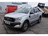 2017 Ford Ranger Pick Up Double Cab Wildtrak 3.2 TDCi 200 Auto Diesel Van