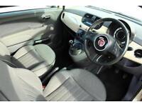 2014 Fiat 500 1.2 Lounge 3 door [Start Stop] Petrol Hatchback