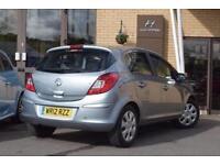 2012 Vauxhall Corsa 1.2 Exclusiv 5 door [AC] Petrol Hatchback