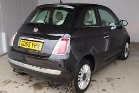 2015 Fiat 500 1.2 Pop Star 3 door Petrol Hatchback