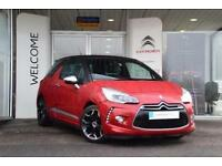 2014 Citroen DS3 1.6 BlueHDi DSport Plus 3 door Diesel Hatchback