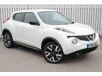 2014 Nissan Juke 1.5 dCi N-Tec 5 door [Start Stop] Diesel Hatchback