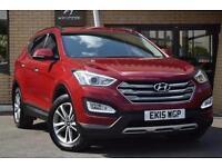 2015 Hyundai Santa FE 2.2 CRDi Premium 5 door Auto [7 Seats] Diesel Estate