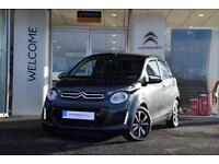 2016 Citroen C1 Airscape 1.2 PureTech Flair 5 door Petrol Hatchback