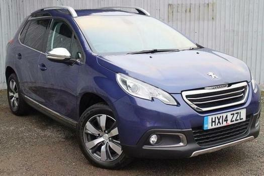 2014 peugeot 2008 1 6 e hdi 115 allure 5 door diesel estate in aylesbury buckinghamshire. Black Bedroom Furniture Sets. Home Design Ideas