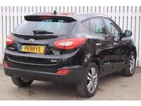 2014 Hyundai ix35 2.0 CRDi Premium 5 door [Leather] Diesel Estate