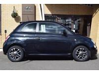 2014 Fiat 500 1.2 S 3 door Petrol Hatchback