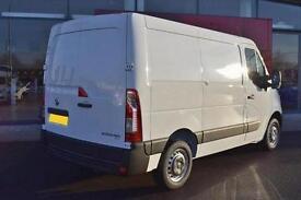 2016 Vauxhall Movano 2.3 CDTI H1 Van 125ps Diesel
