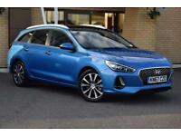 2017 Hyundai i30 Tourer 1.4T GDI Premium SE 5 door DCT Petrol Estate
