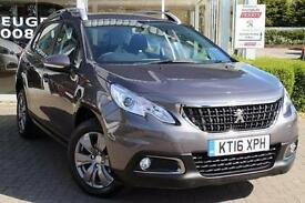 2016 Peugeot 2008 1.6 BlueHDi 100 Active 5 door Diesel Estate