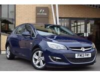 2013 Vauxhall Astra 1.6i 16V SRi 5 door Petrol Hatchback