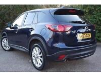 2013 Mazda CX-5 2.2d [175] Sport 5 door AWD Diesel Estate