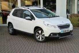 2016 Peugeot 2008 1.2 PureTech Allure 5 door Petrol Estate