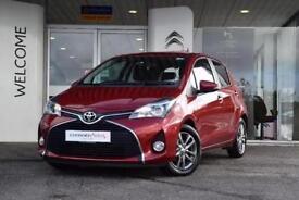 2014 Toyota Yaris 1.33 VVT-i Icon 5 door Petrol Hatchback