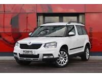 2014 Skoda Yeti Outdoor 1.2 TSI SE 5 door DSG Petrol Estate